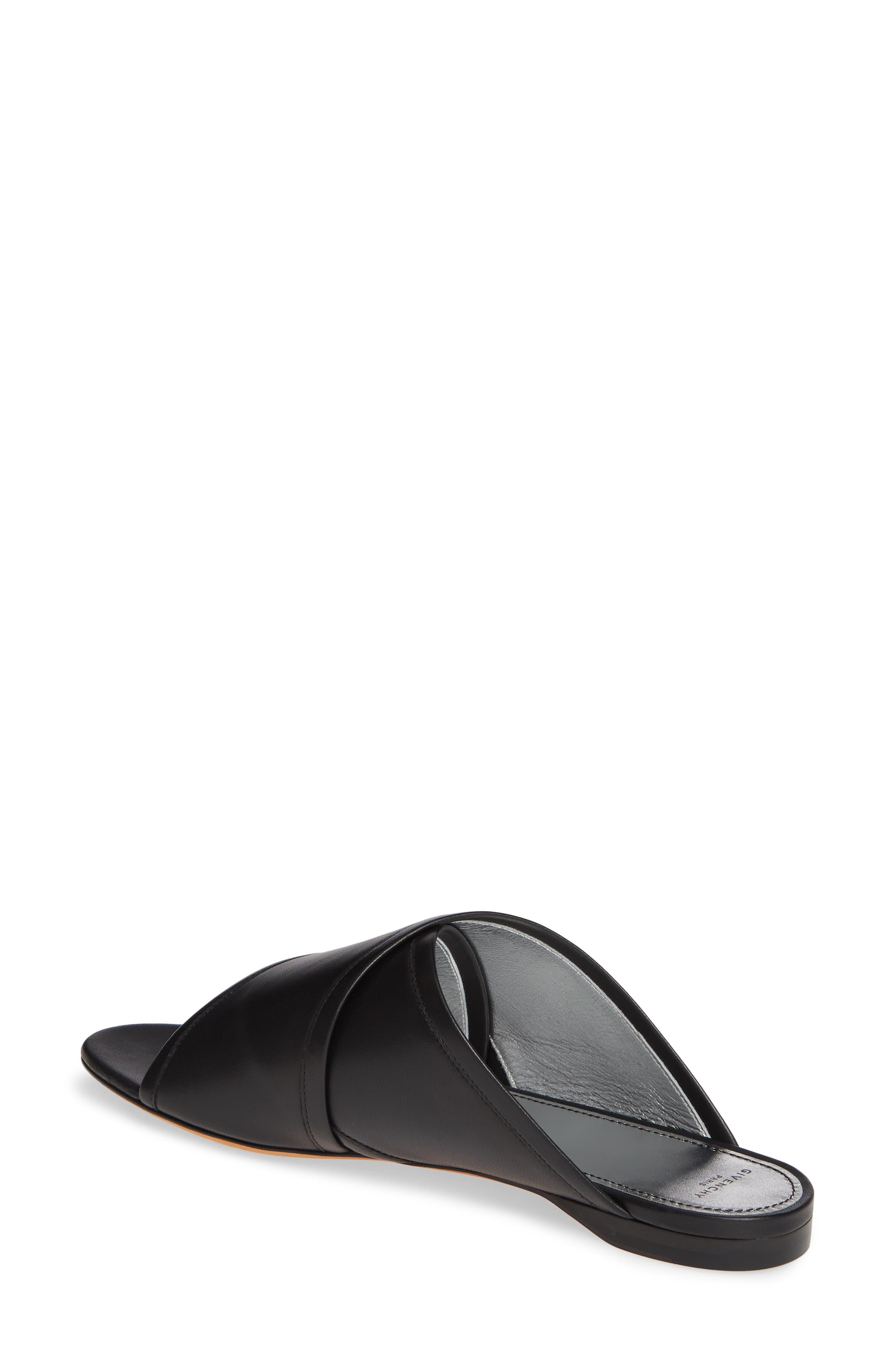 ,                             Rivington Crisscross Sandal,                             Alternate thumbnail 2, color,                             BLACK