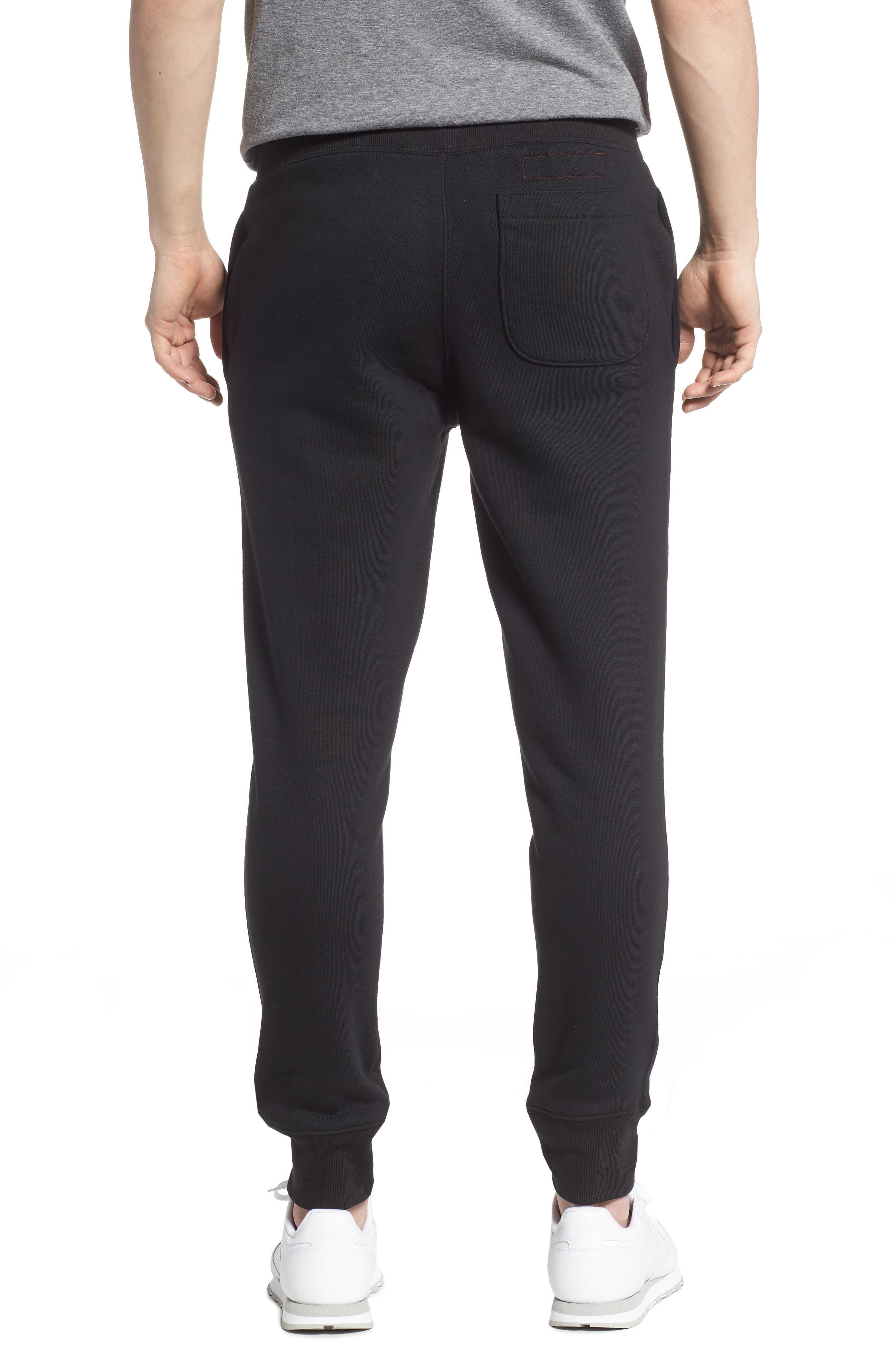 ,                             Century Collection Jogger Pants,                             Alternate thumbnail 2, color,                             BLACK