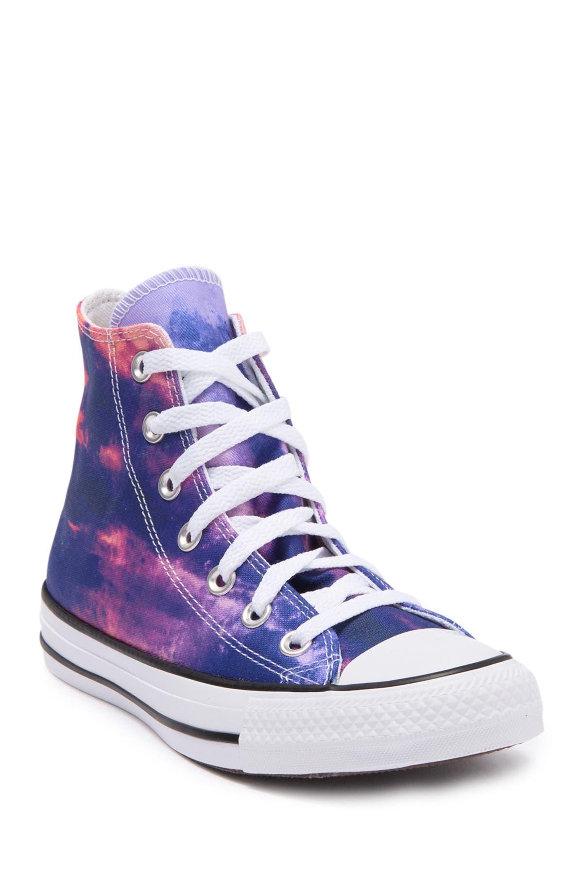 Image of Converse Tie Dye High-Top Sneaker