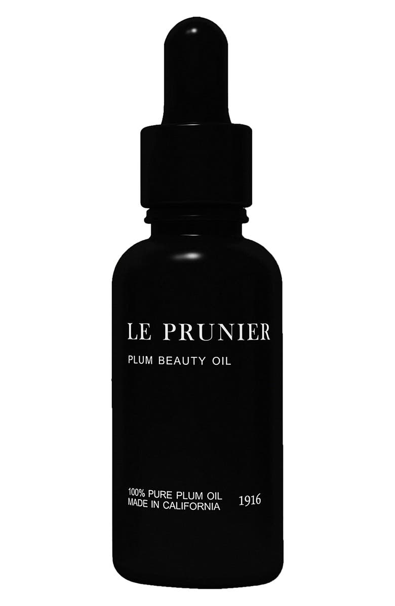 LE PRUNIER Plum Beauty Oil, Main, color, 000