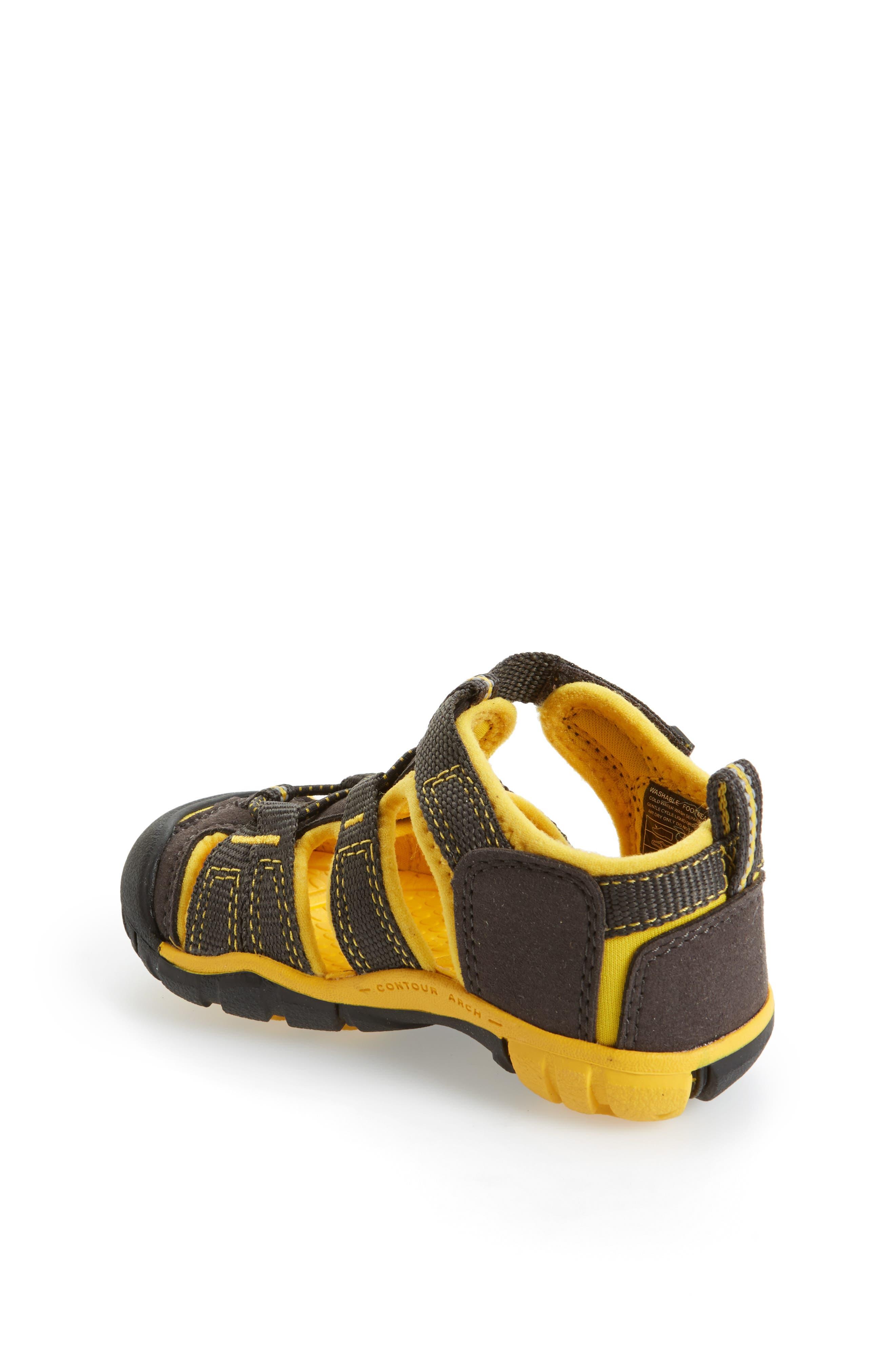 ,                             'Seacamp II' Water Friendly Sandal,                             Main thumbnail 105, color,                             001