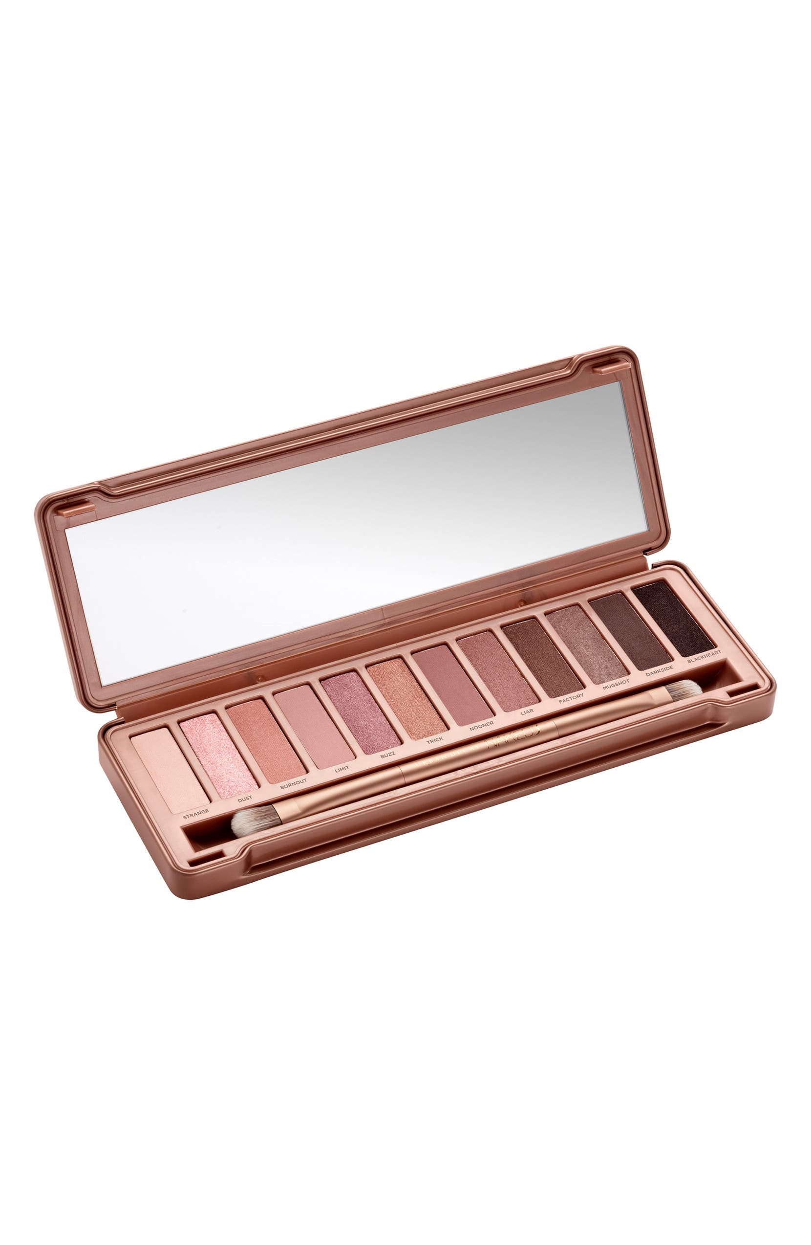 Naked3 Palette, Main, color, NAKED3 PALETTE