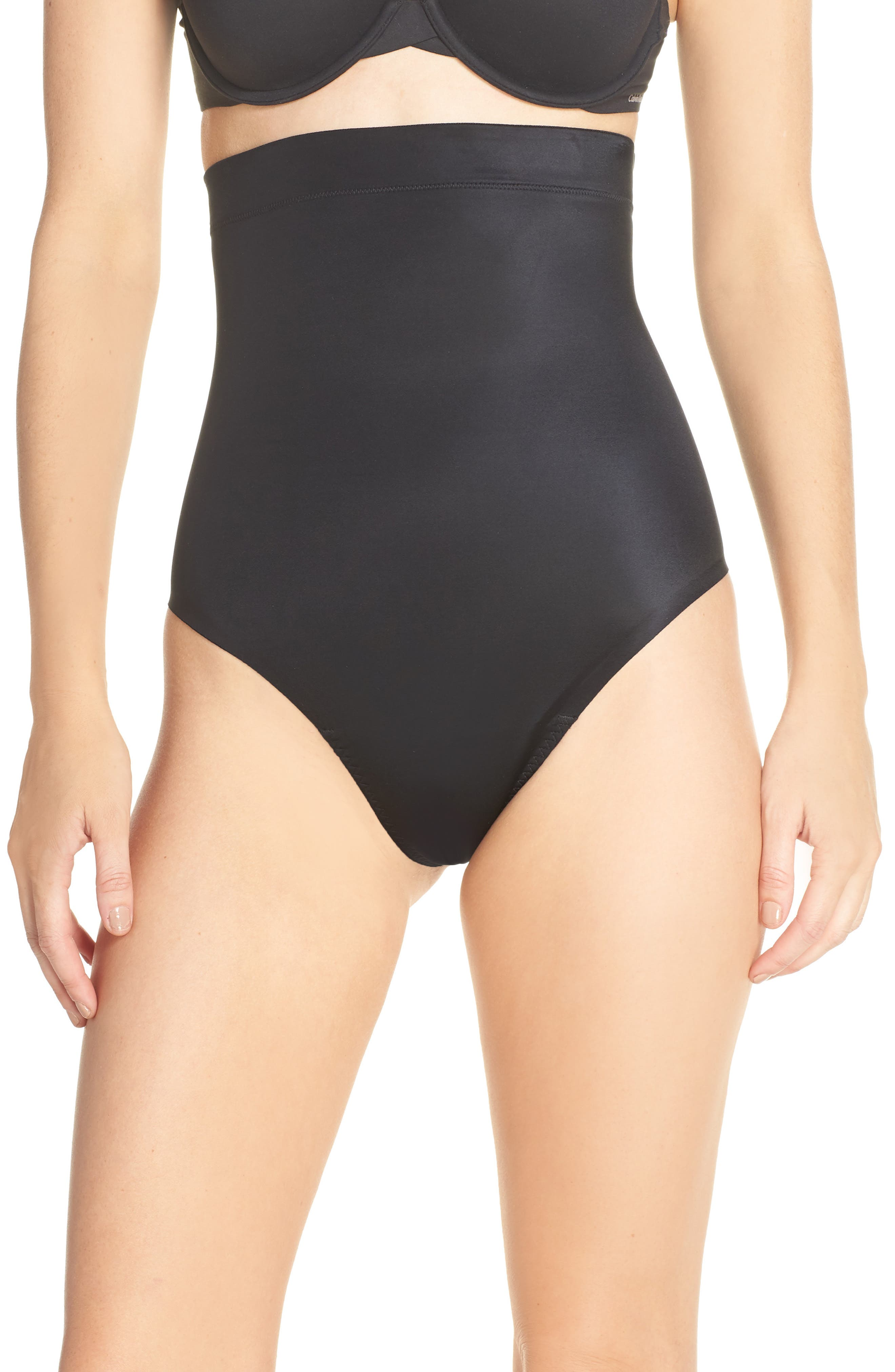 SPANX® Suit Your Fancy High Waist Thong