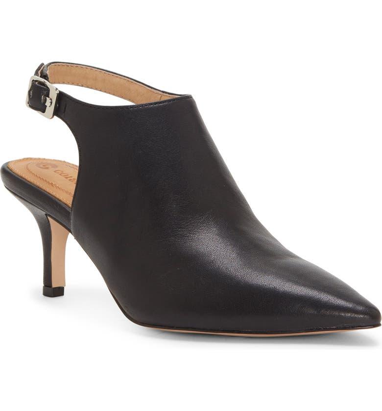 CC CORSO COMO<SUP>®</SUP> Dionna Ankle Strap Pump, Main, color, BLACK LEATHER