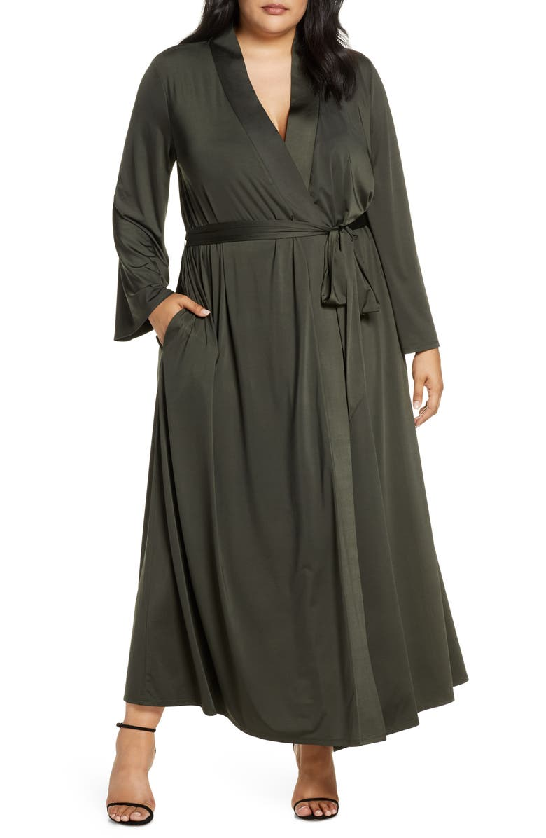 COLDESINA Dylan Belted Duster, Main, color, ARMY