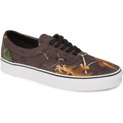 Vans X Realtree Era Sneaker- Grey