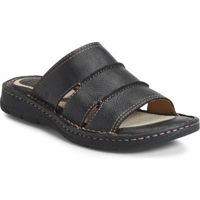 B?rn Weiser Slide Sandal, Black