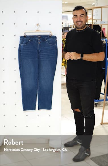 Sheri Stretch Ankle Jeans, sales video thumbnail