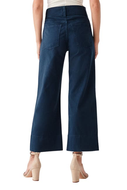 Image of DL1961 Hepburn High Rise Wide Leg Jeans