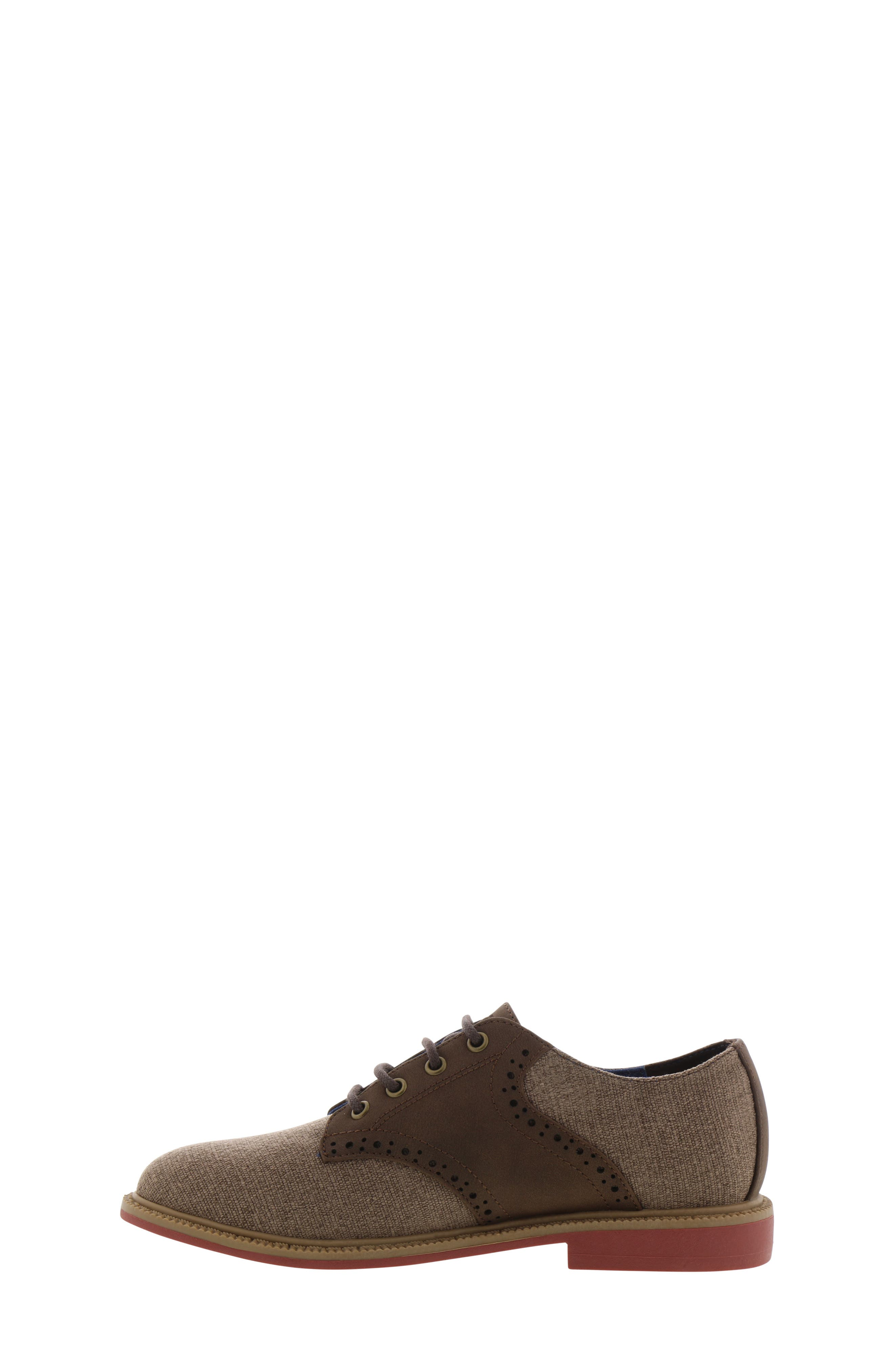 ,                             Spencer Saddle Oxford,                             Alternate thumbnail 3, color,                             204