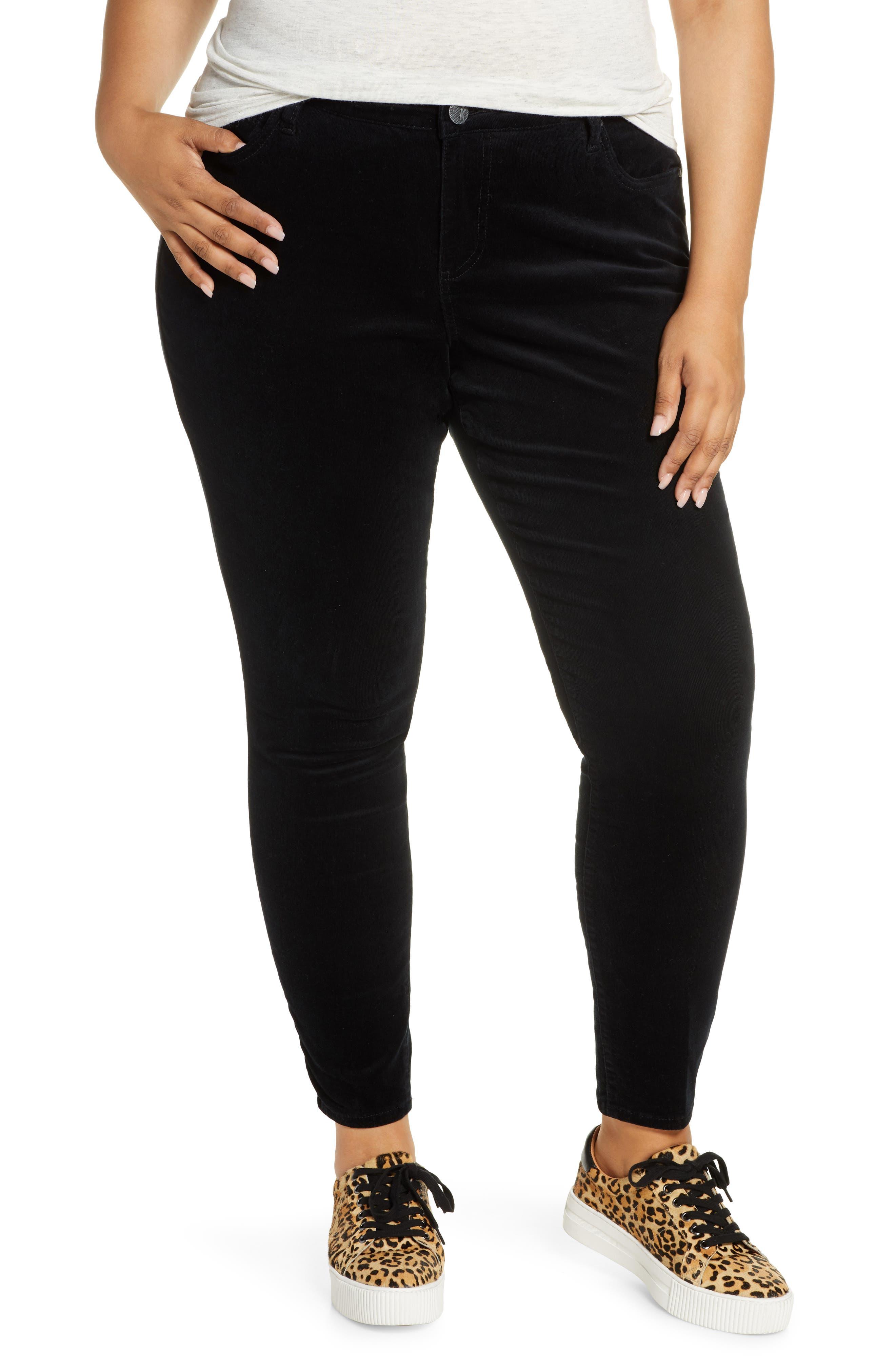 Diana Cord Skinny Jeans