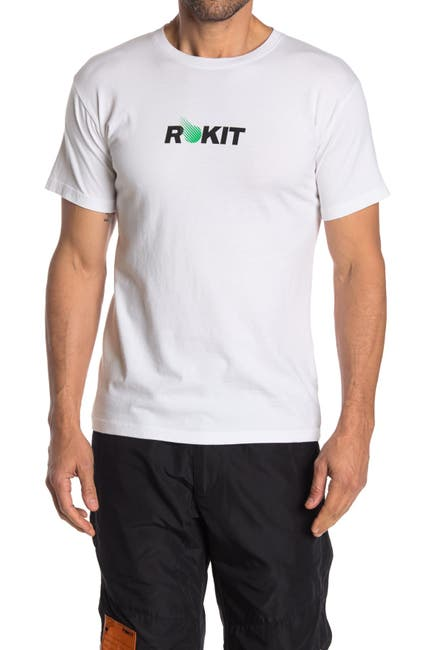 Image of ROKIT Flux Logo T-Shirt