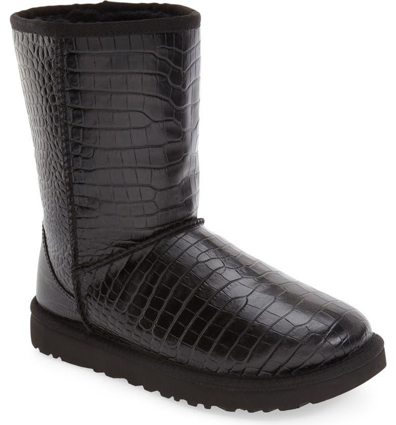 353ce48a1c8 'Classic Short - Croco' Boot