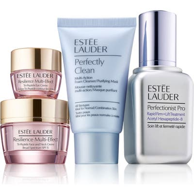 Estee Lauder Smooth + Glow Set (Nordstrom Exclusive) (Usd $164 Value)
