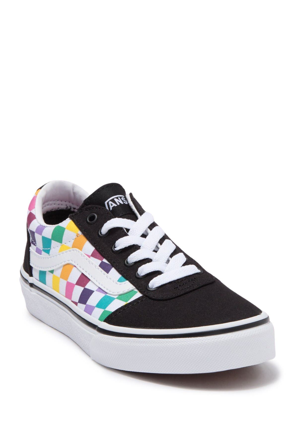 VANS | My Ward Party Check Sneakers