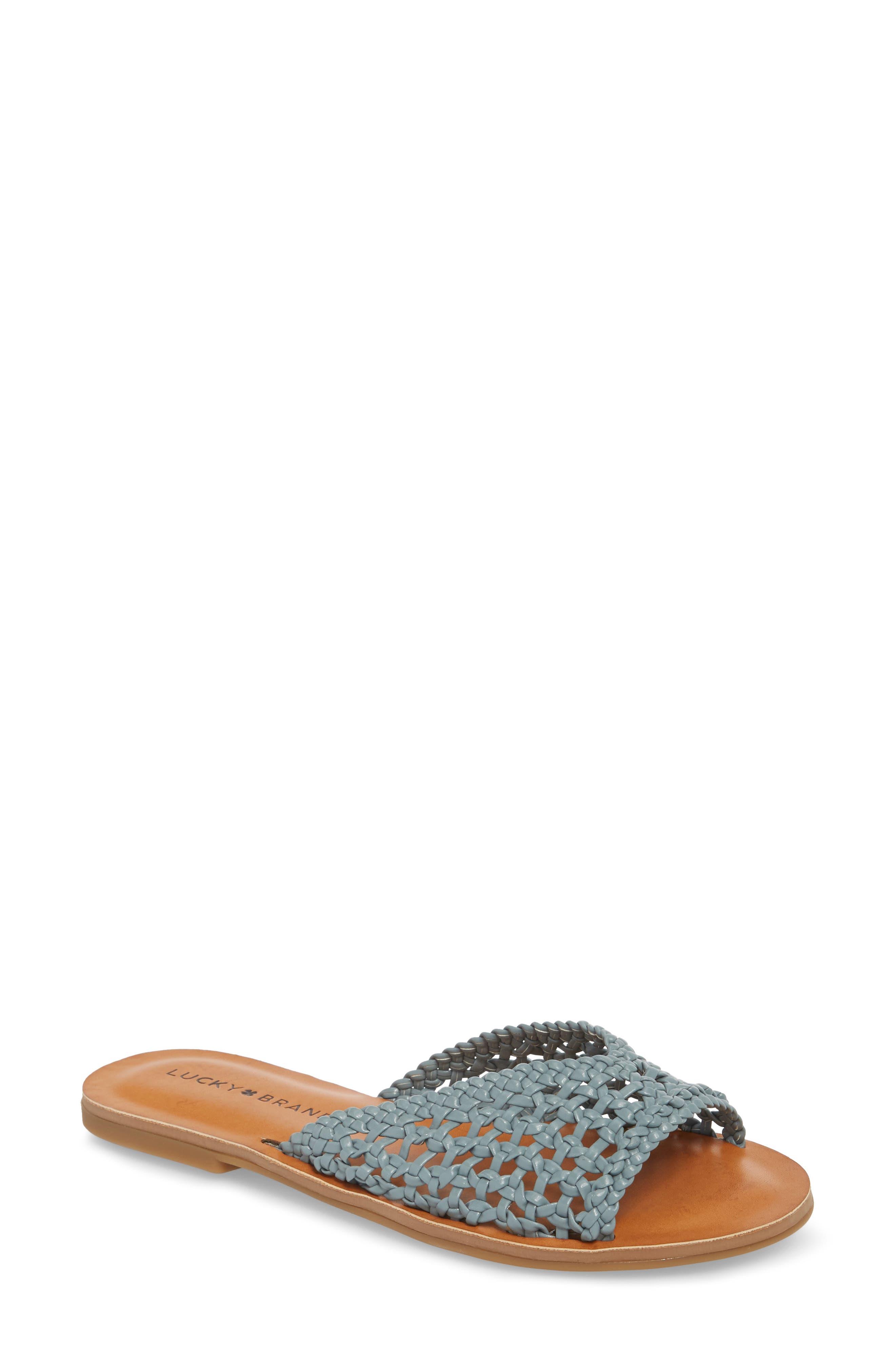 Lucky Brand Adolela Slide Sandal