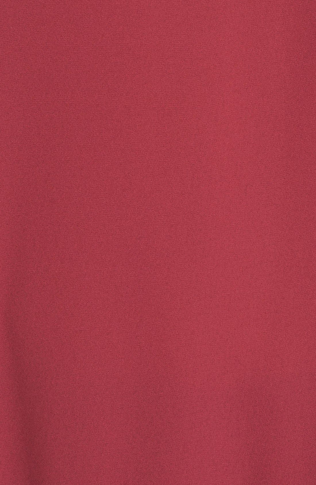 ,                             Perfect Roll Tab Sleeve Tunic,                             Alternate thumbnail 341, color,                             602