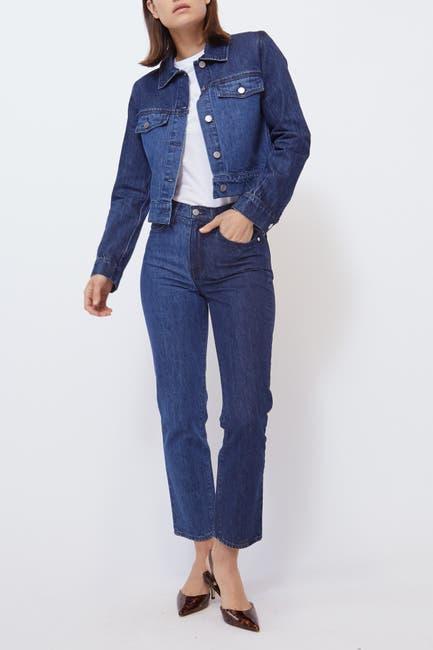 Image of BALDWIN Vintage Straight Jeans