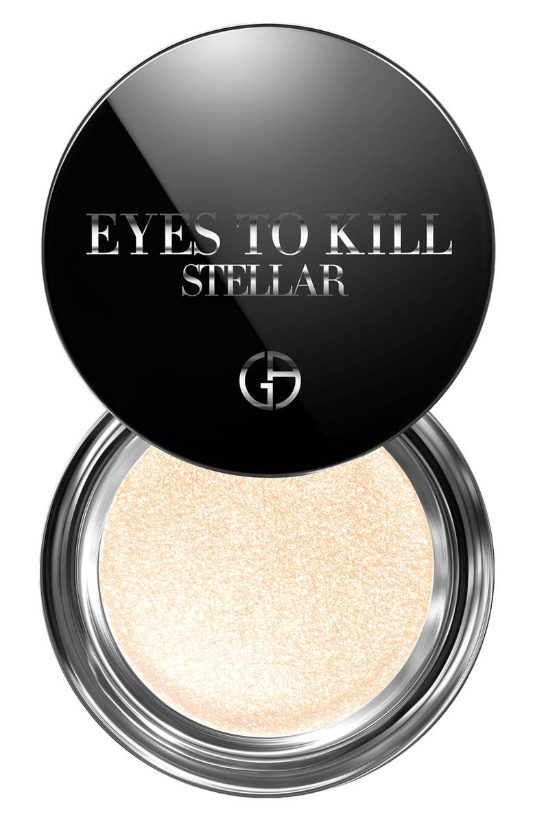 GIORGIO ARMANI Eyes to Kill Stellar Mono Eyeshadow, Main, color, 06 MOONLIGHT