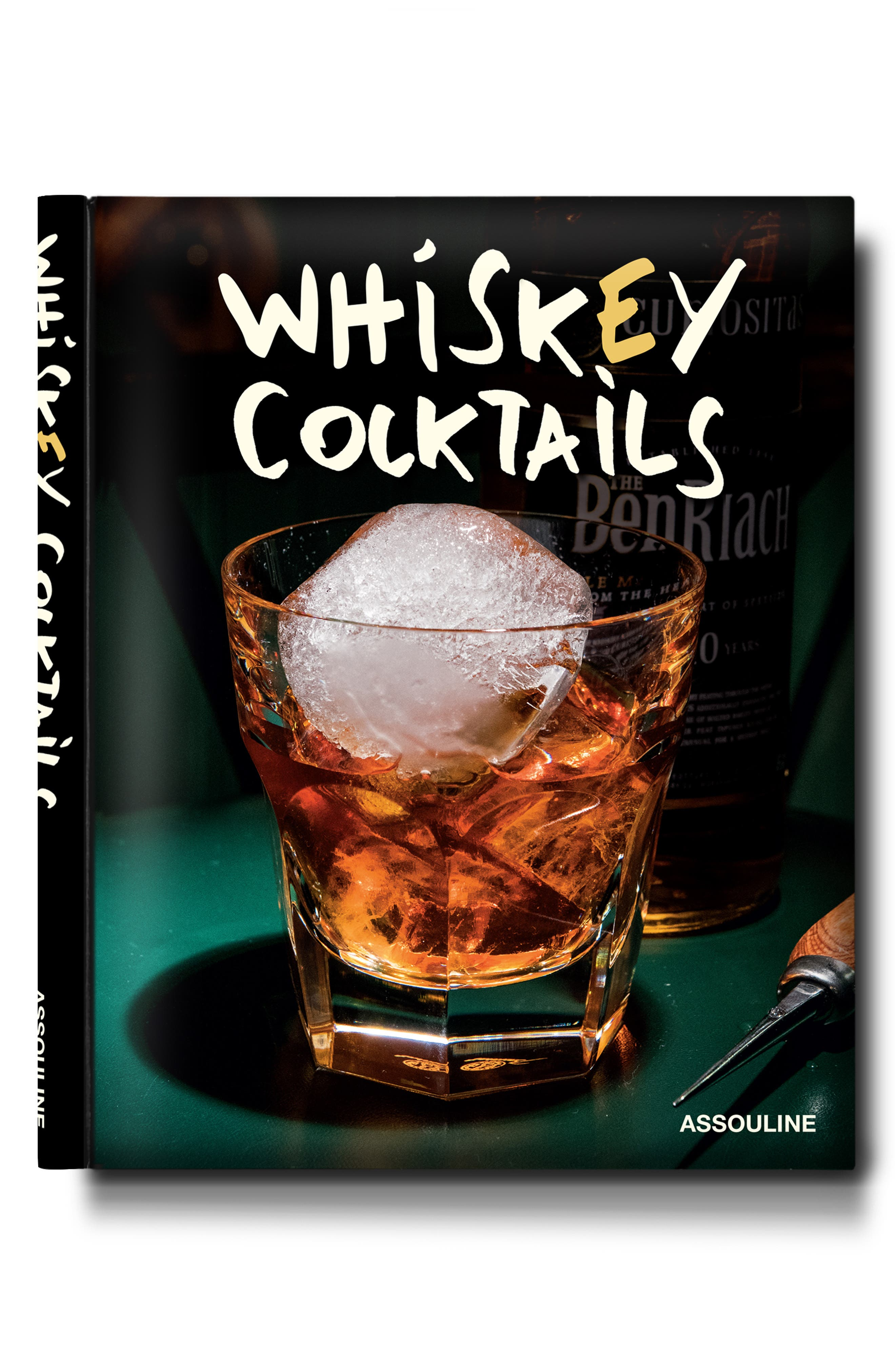 ISBN 9781614287346 product image for 'Whiskey Cocktails' Recipe Book   upcitemdb.com