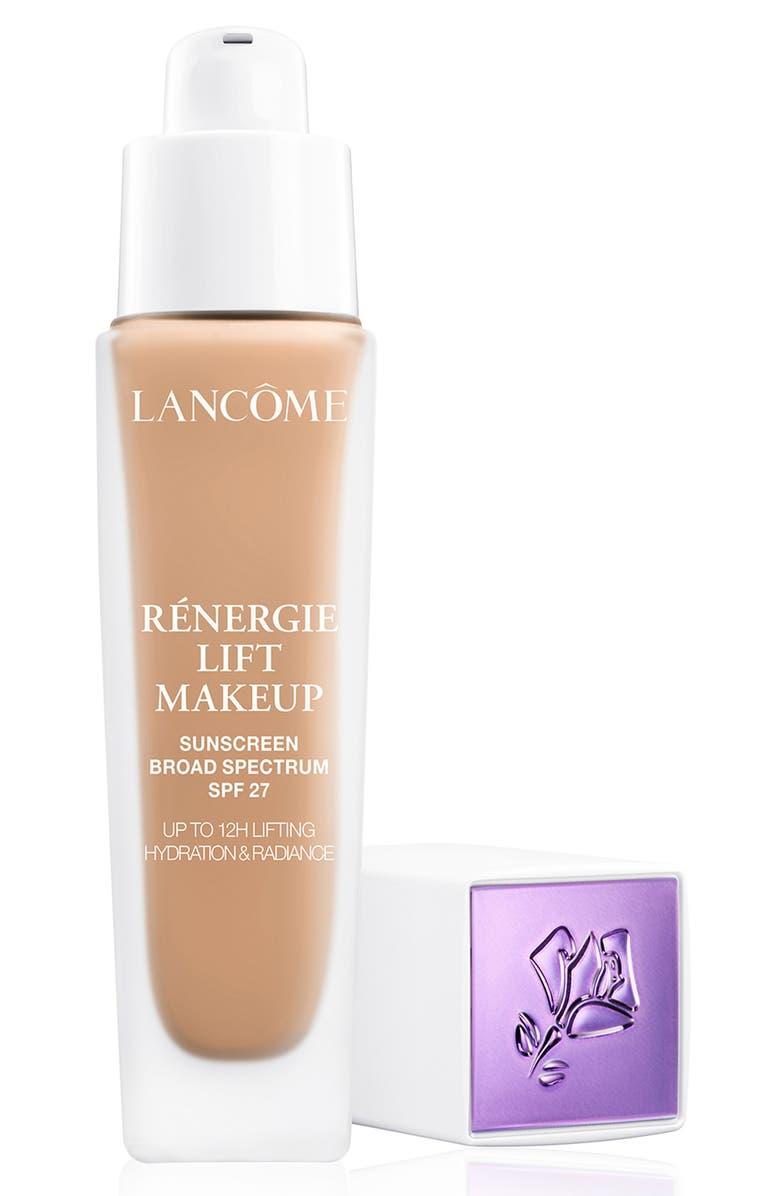 LANCÔME Rénergie Lift Makeup Foundation SPF 27, Main, color, 140