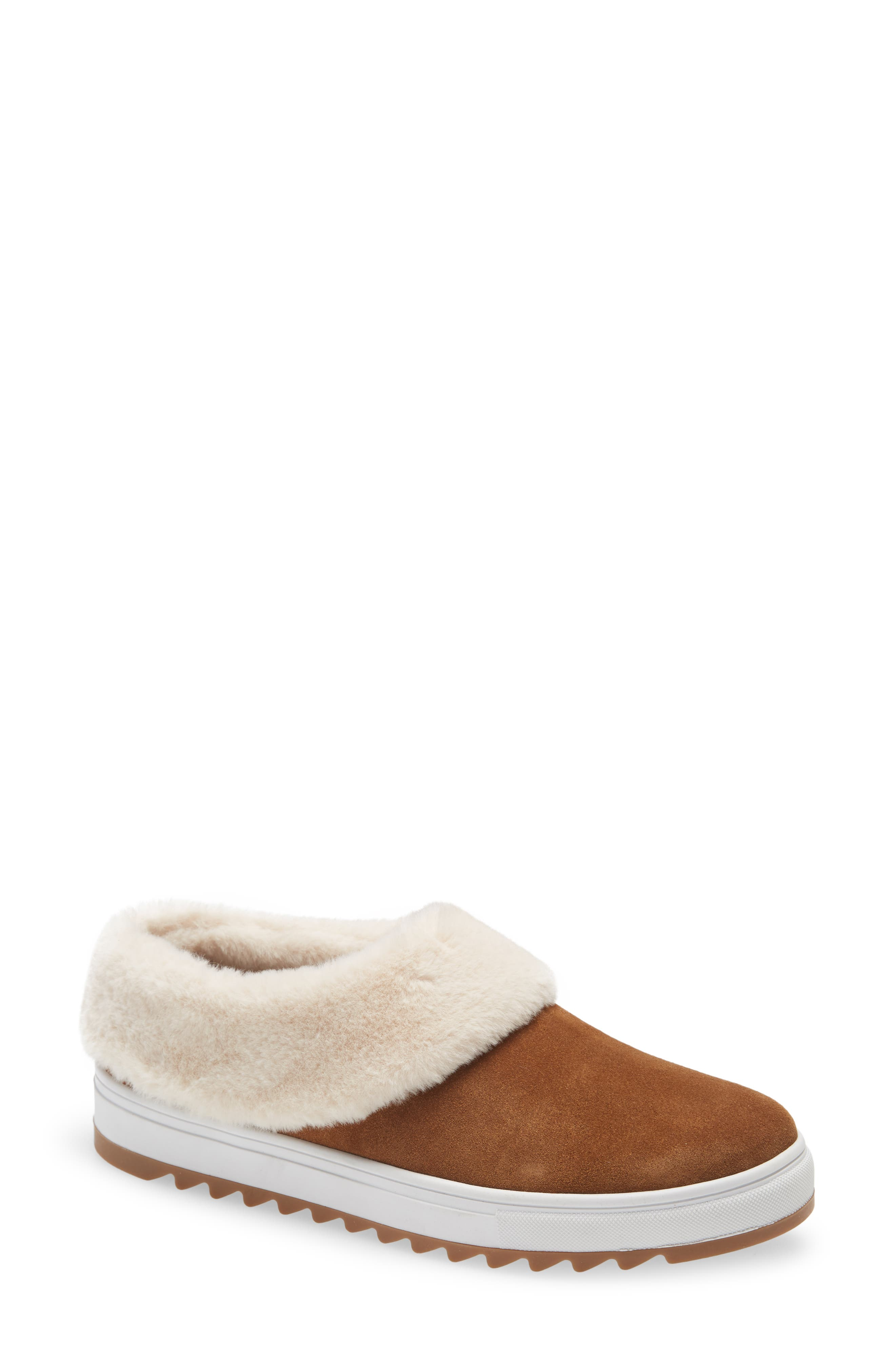 Suri Waterproof Slip-On Sneaker