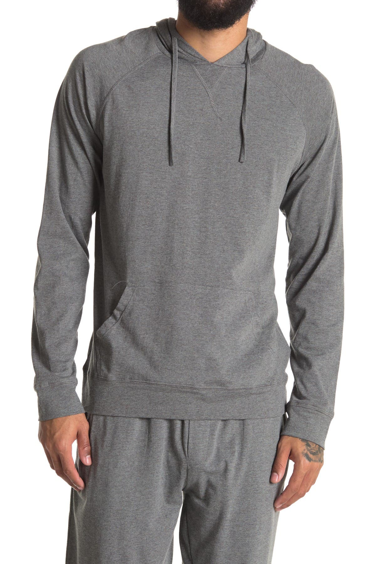 Image of Unsimply Stitched Soft Pullover Hoodie
