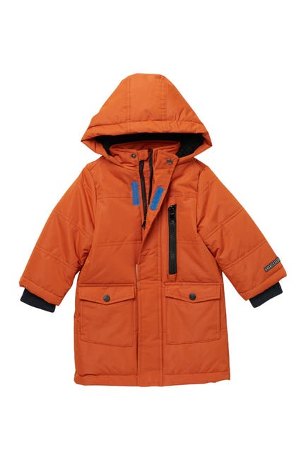 Image of Perry Ellis Taslon Expedition Jacket