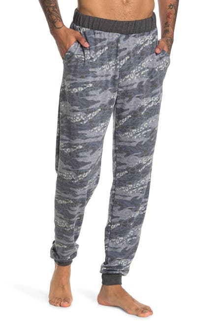 Image of Chillin Dylan Comfy Camo Print Joggers