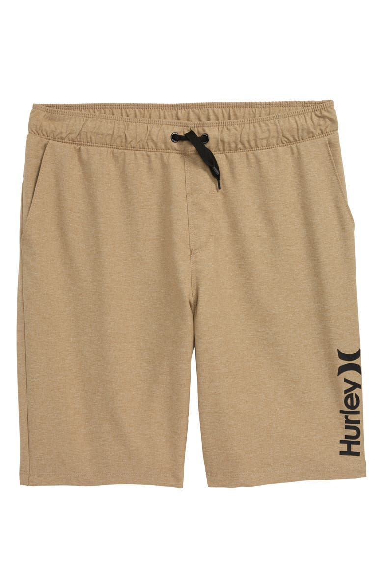 HURLEY Hybrid Shorts, Main, color, KHAKI