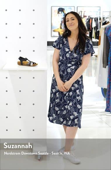 Jeanette Wedge Sandal, sales video thumbnail