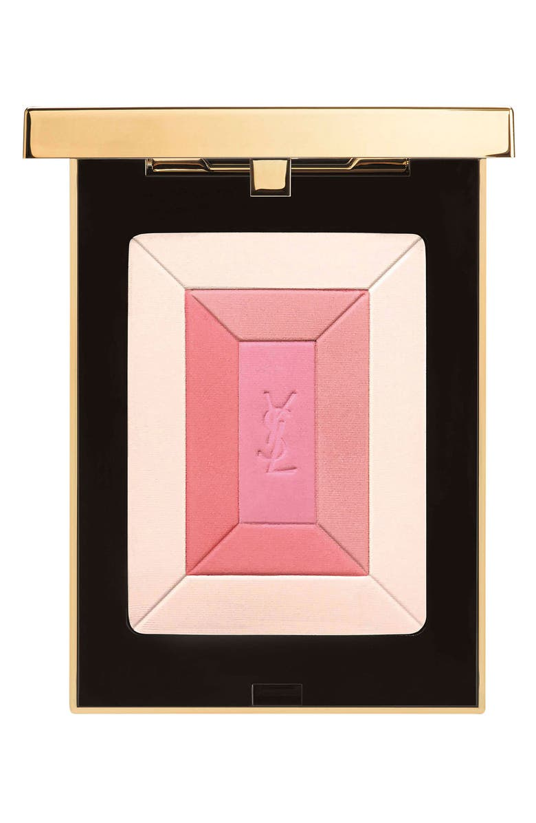 YVES SAINT LAURENT Shimmer Rush Face Palette, Main, color, 000