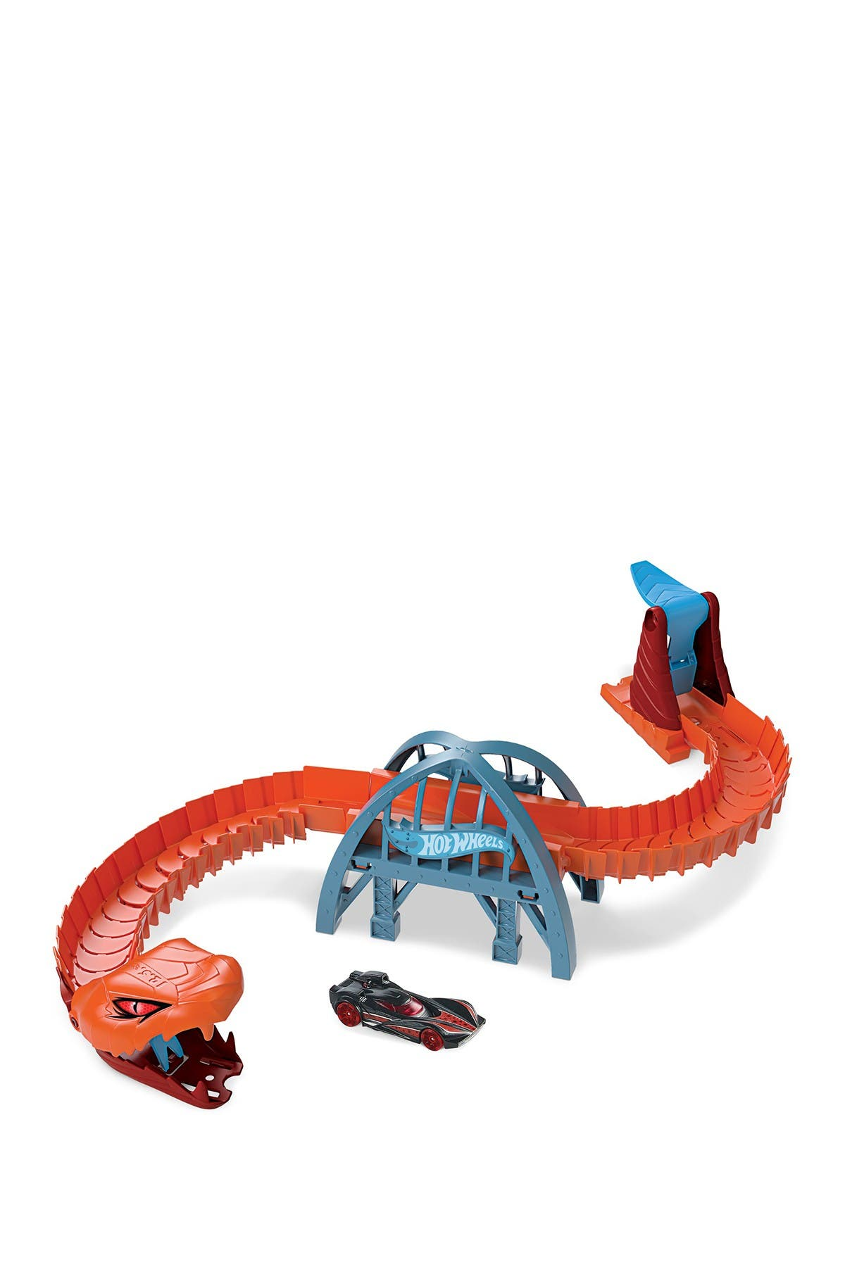 Image of Mattel Hot Wheels® Viper Bridge Attack Play Set