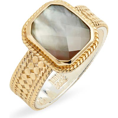 Anna Beck Cushion Stone Ring (Nordstrom Exclusive)