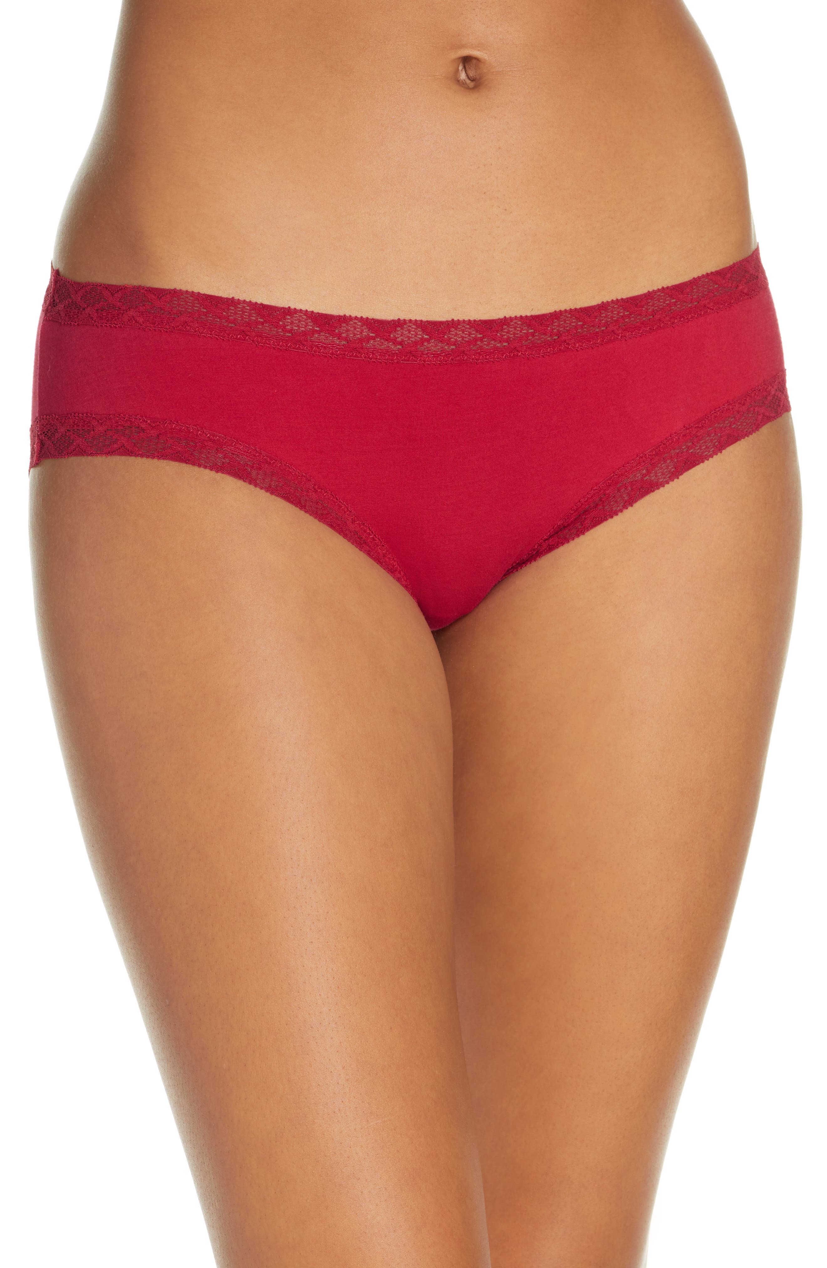 Natori Bliss Cotton Girl Briefs (Any 3 for $48)