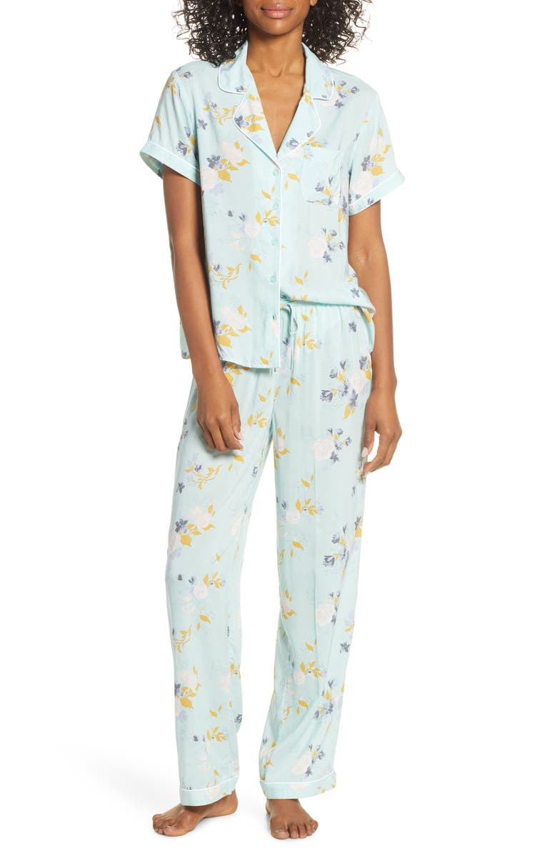 NORDSTROM LINGERIE Sweet Dreams Pajamas, Main, color, 445