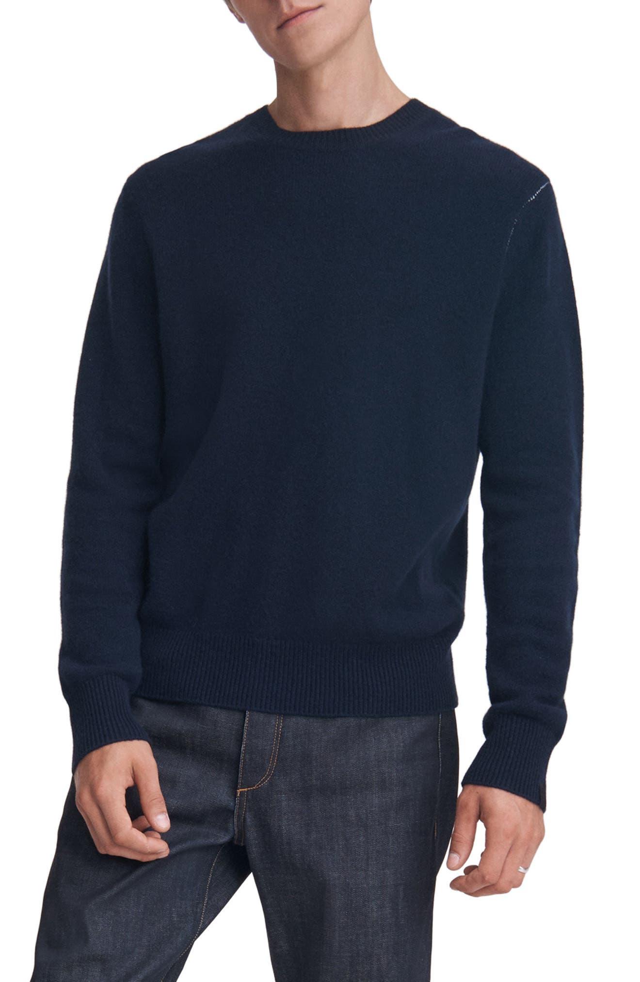 Image of Rag & Bone Haldon Cashmere Crewneck Sweater