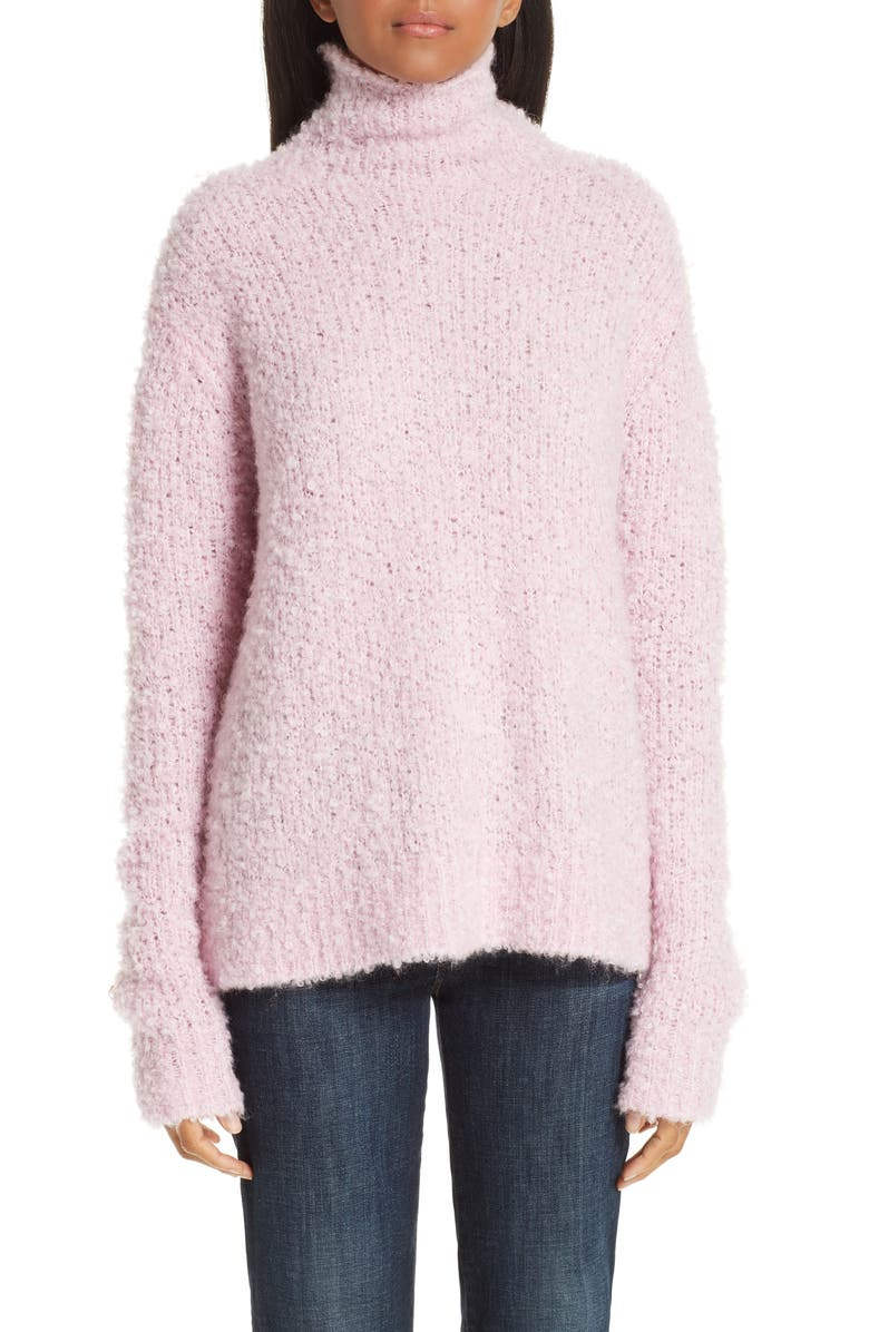 SIES MARJAN Sukie Bouclé Sweater, Main, color, 650