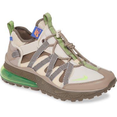 Nike Air Max 270 Bowfin Sneaker, Beige