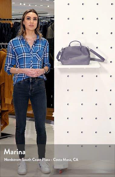 Emilyy Leather Top Zip Tote, sales video thumbnail
