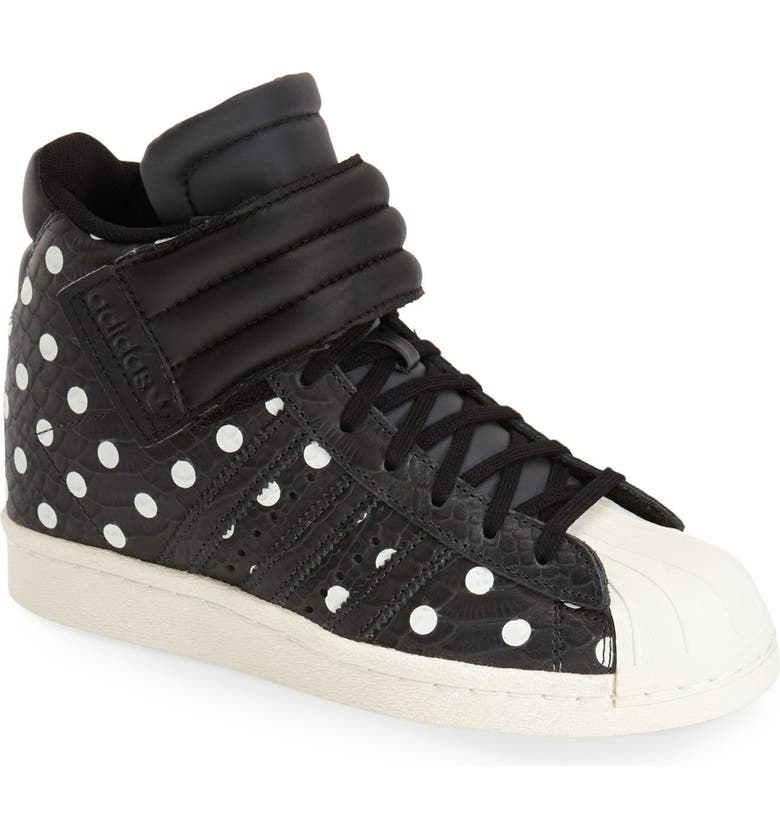 huge selection of 70a8d 98234 adidas 'Superstar Up Strap' Hidden Wedge Sneaker (Women ...