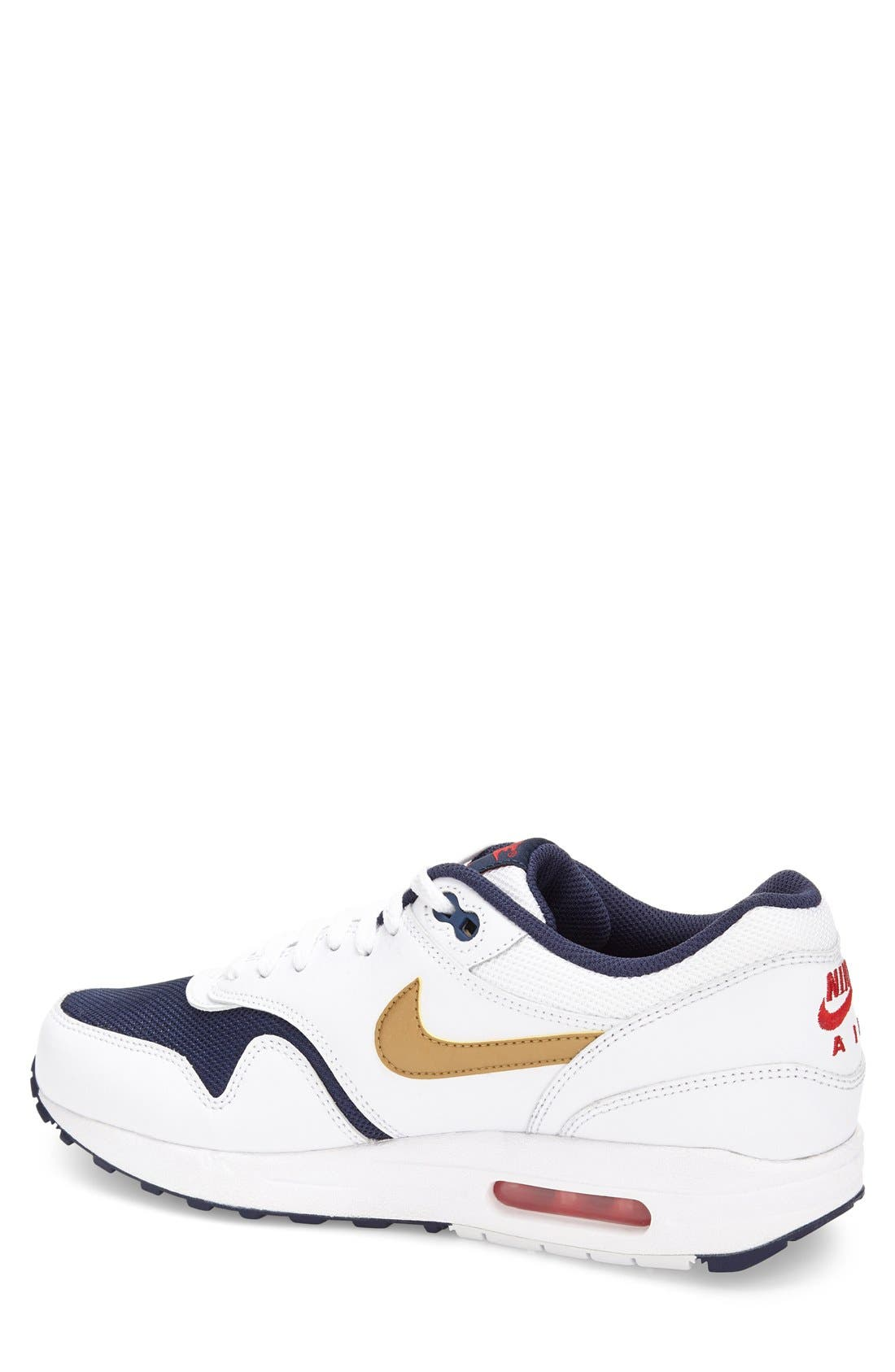 ,                             'Air Max 1 Essential' Sneaker,                             Alternate thumbnail 84, color,                             127