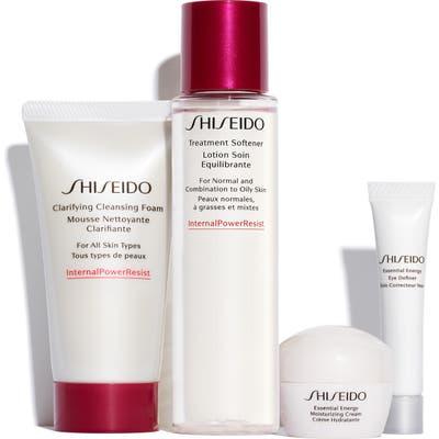 Shiseido The Essential Energy Beauty Reboot Set