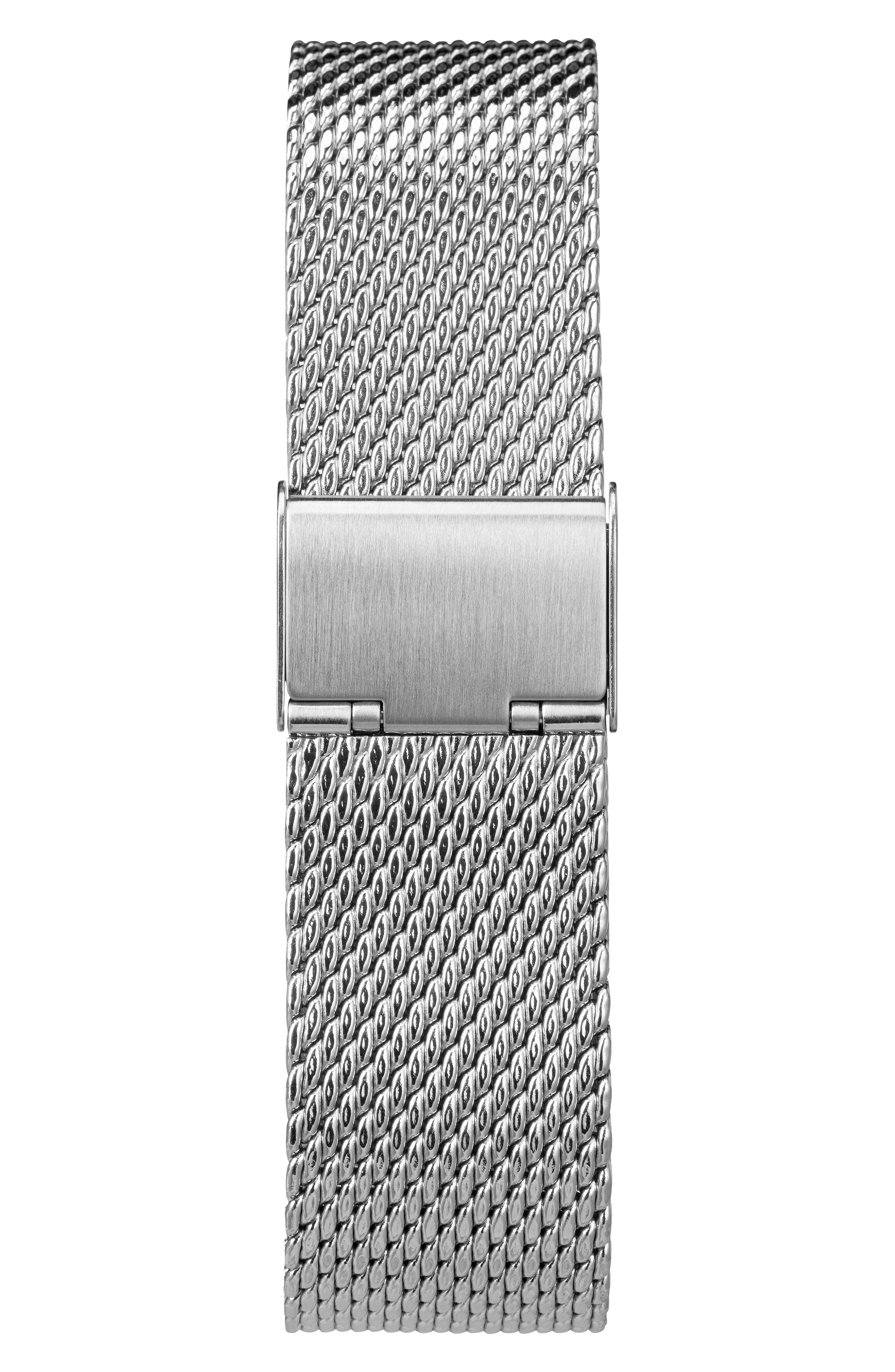 TIMEX Men's Fairfield Chronograph Mesh Watch, 41mm