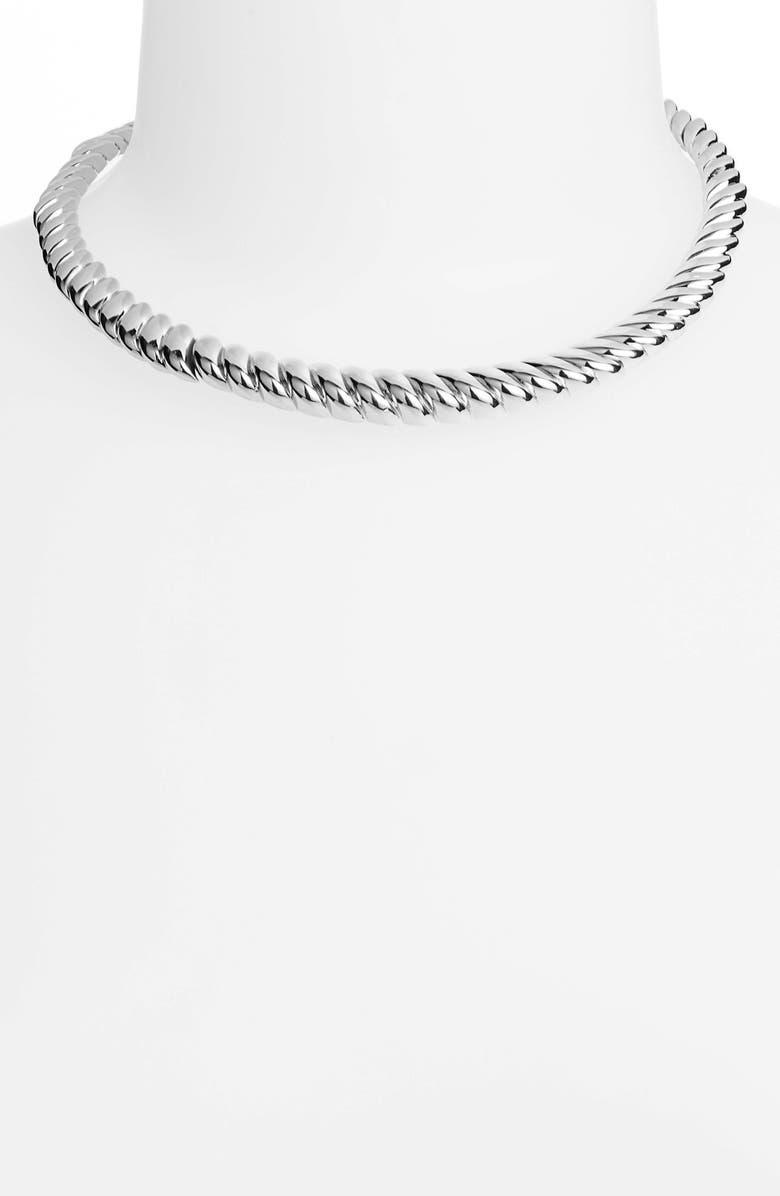 LAUREN RALPH LAUREN Collar Necklace, Main, color, 040