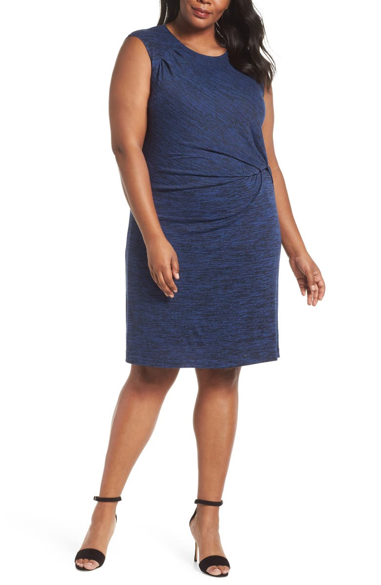 NIC+ZOE Every Occasion Twist Dress (Plus Size) | Nordstrom