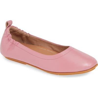 Fitflop Allegro Ballet Flat- Pink