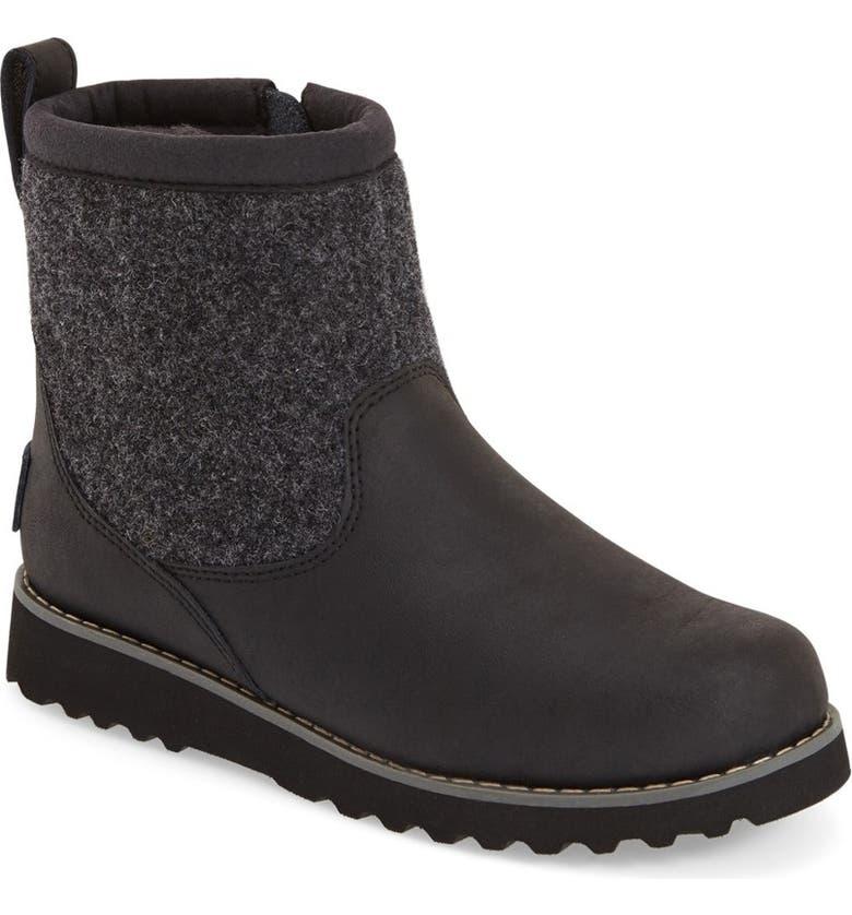 d88eb97bd UGG® Bayson Waterproof Boot (Toddler, Little Kid & Big Kid) | Nordstrom
