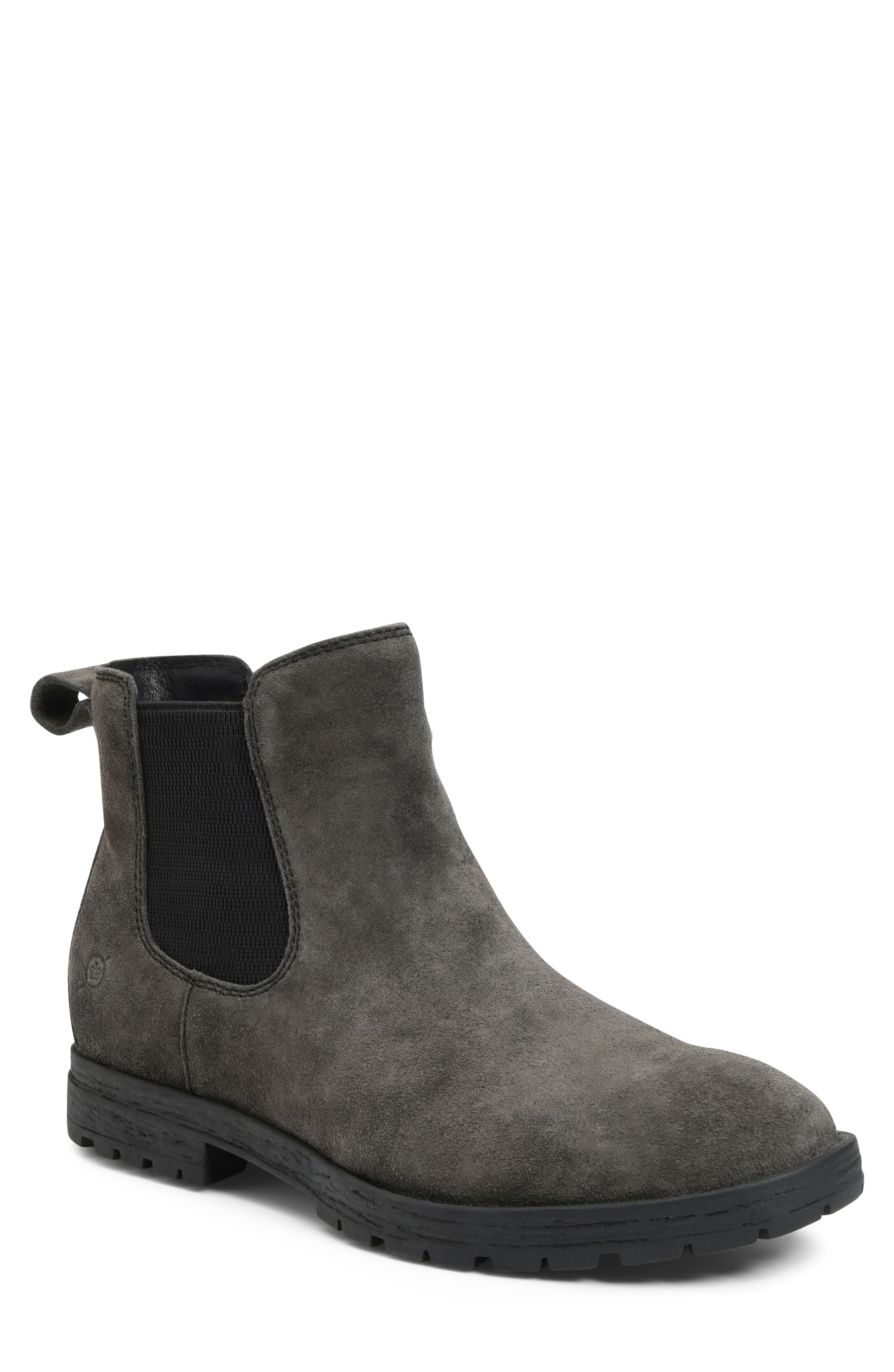 Image of Born Pike Suede Chelsea Boot