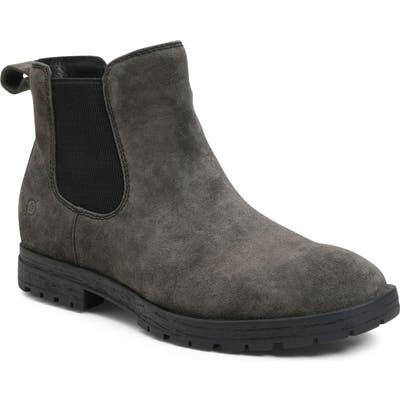 B?rn Pike Mid Waterproof Chelsea Boot, Grey